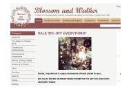 Blossomandwalker Uk Coupon Codes August 2019