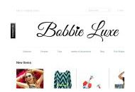 Bobbieluxe Coupon Codes January 2019