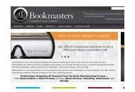Bookmasters Coupon Codes October 2021