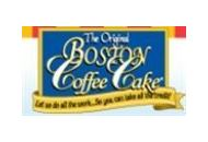 Boston Coffee Cake Coupon Codes August 2019