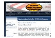 Bowtiemuscleparts Coupon Codes January 2021