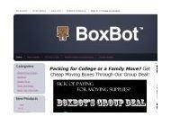 Boxbot Coupon Codes January 2019