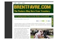 Brentfavre Coupon Codes January 2019