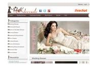Bridaldressin Coupon Codes January 2019
