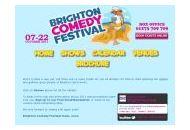 Brightoncomedyfestival Coupon Codes July 2021