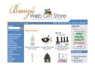 Bronzi's Web Gift Store Coupon Codes January 2020