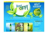 Bugzoff Coupon Codes June 2018