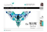Butterfly-jewellery Coupon Codes June 2020