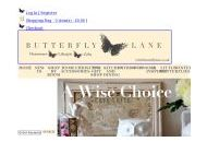 Butterflylane Uk Coupon Codes March 2021