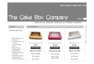 Cakeboxcompany Uk Coupon Codes January 2019