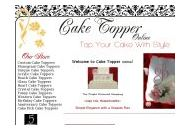 Caketopperonline Coupon Codes February 2019
