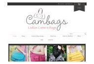 Cambags Au Coupon Codes March 2021