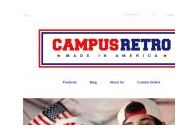 Campusretro Coupon Codes May 2021