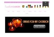 Candles-4-cancer Coupon Codes January 2019
