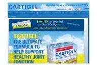 Cartigel Coupon Codes June 2020