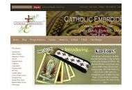 Catholicembroidery Coupon Codes September 2018