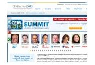 Cemsummit2013 Coupon Codes July 2018