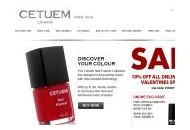 Cetuem Coupon Codes January 2019