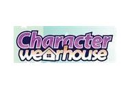 Character Wearhouse Coupon Codes October 2021