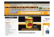 Cheapdiscountsupplements Coupon Codes January 2019