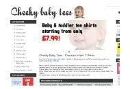 Cheekybabytees Uk Coupon Codes May 2021