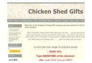 Chickenshedgifts Uk Coupon Codes September 2020