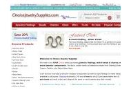 Choicejewelrysupplies Coupon Codes November 2018