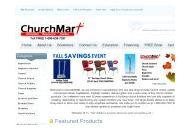 Churchmart Coupon Codes May 2021
