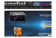Cinefist Coupon Codes October 2021