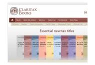 Claritaxbooks Coupon Codes September 2018