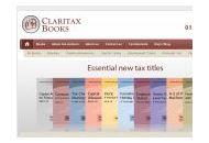 Claritaxbooks Coupon Codes June 2018