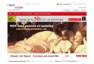 Classic Art Space Coupon Codes June 2020