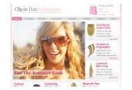 Clipinhairextensions Uk Coupon Codes June 2021