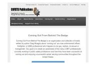 Comingoutfrombehindthebadge Coupon Codes March 2021