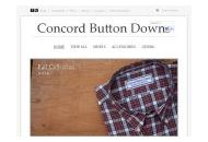 Concordbuttondowns Coupon Codes October 2018