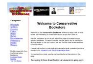 Conservativebookstore Coupon Codes October 2018