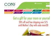 Core Bamboo Coupon Codes January 2019