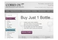 Corksout Coupon Codes January 2019