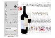 Cornerstonecellars Coupon Codes July 2020
