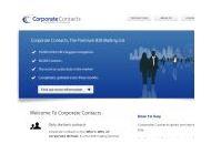 Corporatecontacts Uk Coupon Codes May 2021