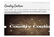 Countrycoutureco Coupon Codes September 2020