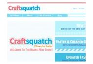 Craftsquatch Coupon Codes March 2018