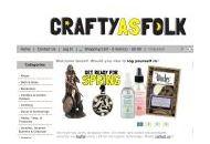 Craftyasfolk Coupon Codes June 2020
