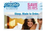Create-a-mattress Coupon Codes April 2019
