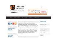 Creativeuniversity Uk Coupon Codes October 2020