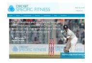 Cricketspecificfitness Coupon Codes September 2021