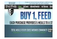 Crosswounds Coupon Codes July 2019