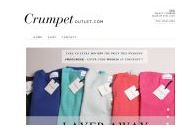 Crumpetoutlet Coupon Codes August 2018