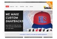 Customsnapbacks Coupon Codes May 2021