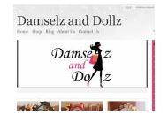 Damselzanddollz Coupon Codes April 2021